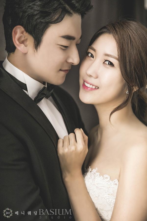 야구 김대성 ♥ 골프 박시현 부부 탄생~웨딩사진 공개
