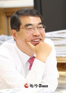 """[한강T-인터뷰] 양기대 광명시장, """"내 삶을 바꾸는 경기도지사 꿈꾼다"""""""