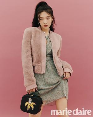 레드벨벳 '조이' 코치(COACH)2020 F/W 컬렉션과 함께한 패션 화보 공개!
